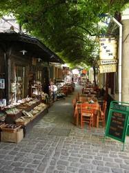 Griechenland Straßenszene