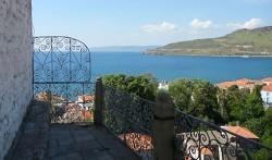 Griechenland - Blick auf das Meer
